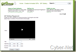 GifSoup on Cyber-Net