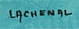 lachenal mark said to be edmond