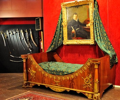 napoleon empire bed