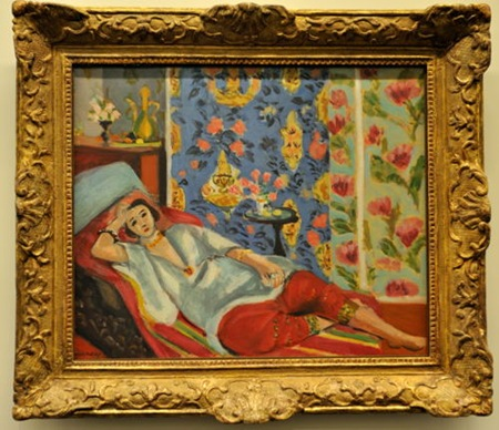 walter guillaume domenica matisse