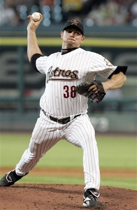 Brian Moehler, Houston Astros