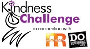 Lizzie Marie is taking the Kindness Challenge