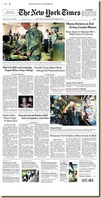 歐巴馬結束伊戰NY_NYT