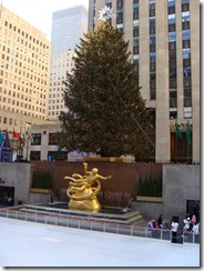 Árbol Navideño de Rockefeller Center
