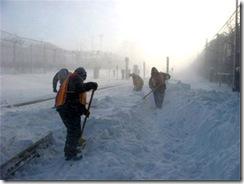 Tormenta invernal de 2010