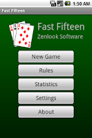 Screenshot of Fast Fifteen
