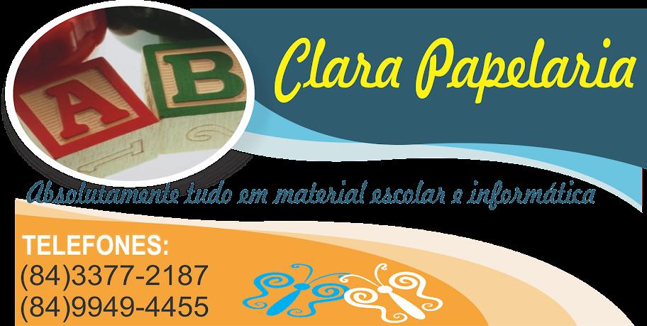 Clara Papelaria