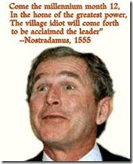 nostradamus-bush