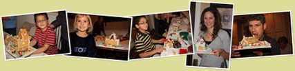 View Gingerbread Houses 2010!