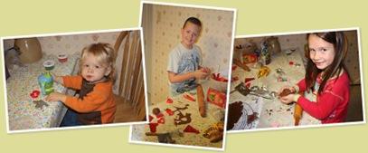 View Gingerbread cookies!