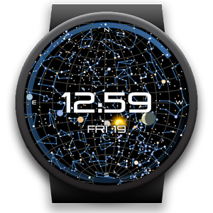 StarWatch Watch Face