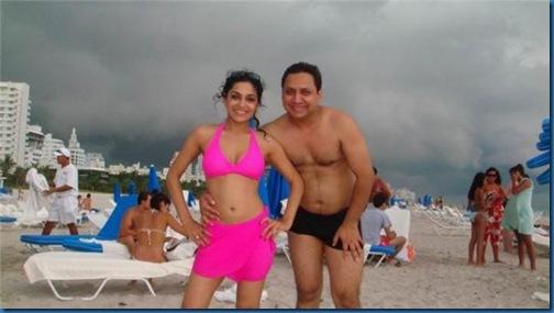 Paki Actress Meera In Bikini 2