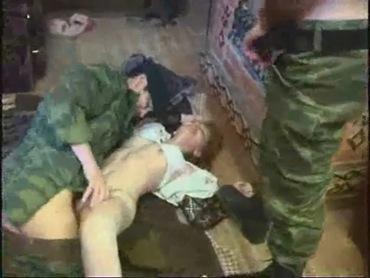 порно износилование солдаты