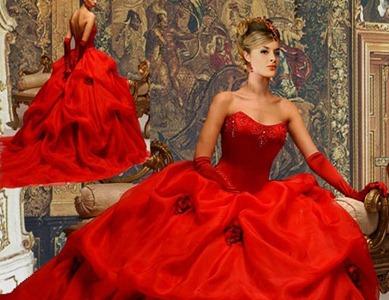 Red Dresses Wedding 43 Nice red wedding dresses