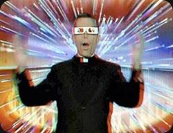 CatholicTV estreou programas em 3D, num esforço para atingir pessoas, e fazer com que a mensagem de fé se torne mais vívida