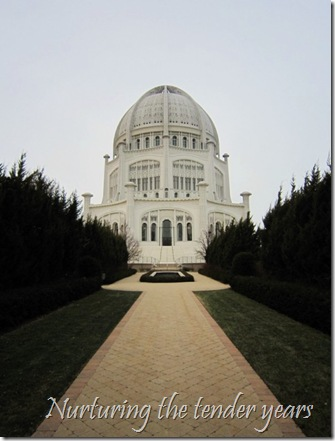 Baha'i House of Worship, USA