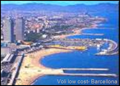 Viaggi last minute voli low cost spagna for Barcellona vacanze low cost