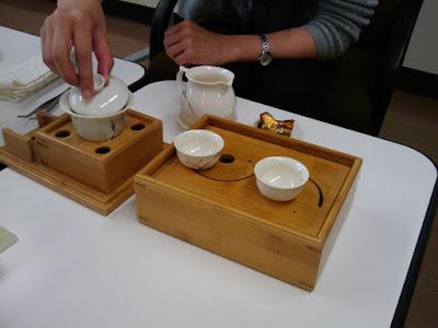 烏龍茶セット