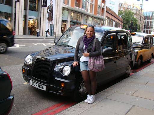 Vana em Londres
