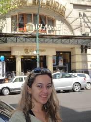 Lili em Buenos Aires