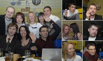 """Просмотр альбома """"Встреча выпусников СШ №180. 2010 год"""""""