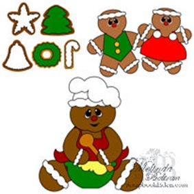 gingerbread svg wpc cutting file-200