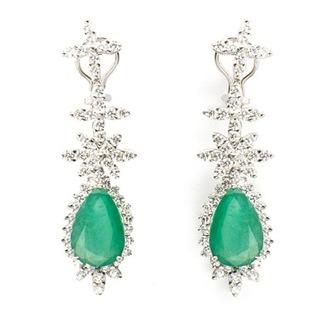 prince Jewelery Dimond earrings