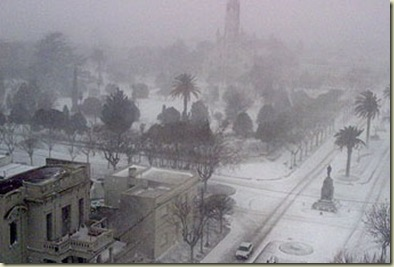 Buenos Aires-Neve
