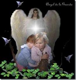 Anjo da Guarda dos meninos
