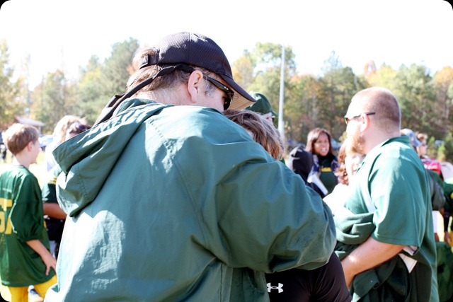 football game coach hug 1