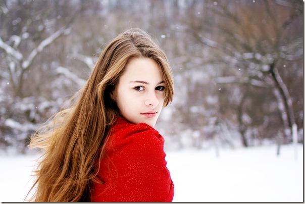 Emma snow fin Jewel
