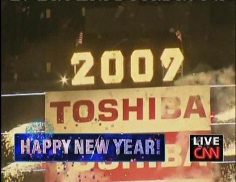 CNN NYE 2009