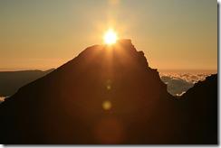 por do sol montanha