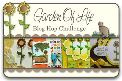 Buckets of love Blog Hop Challenge