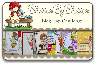 Blossom By Blossom Blog Hop Challenge