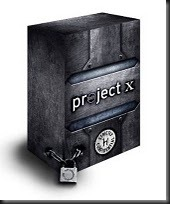 project x cover