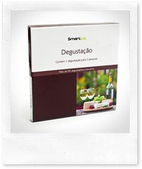 nova caixa degustação smartbox