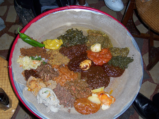 Kuchnia Etiopska Forum Bajecznie Kolorowa Etiopia D
