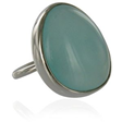 chalcedony nugget ring koodos