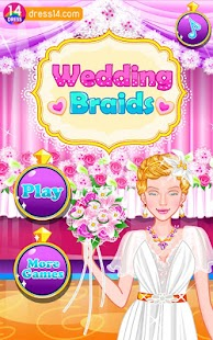 Wedding Braids - screenshot