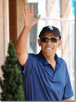 Obama-Vacay