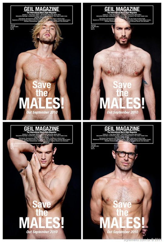 Save the Males Campaign