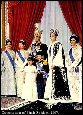 Coronation of the Shah
