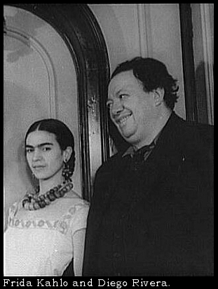 Kahlo and Rivera