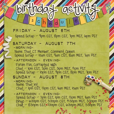 bdaysched