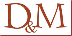 Monograma Daniela e Marcelo Renaissance Italic