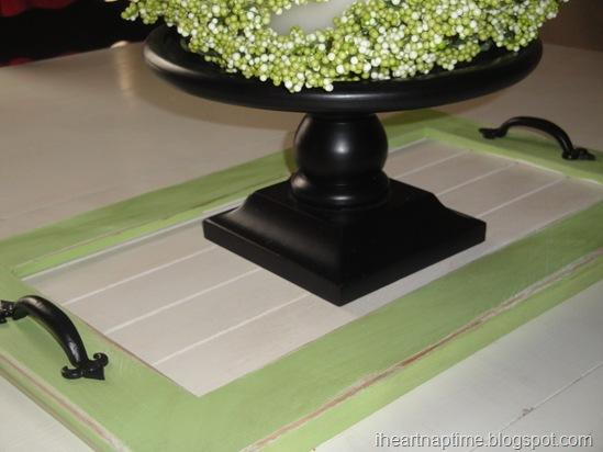 cute tray