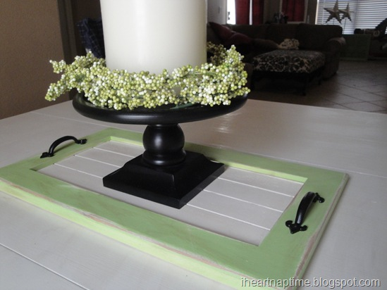 tray for kitchen table