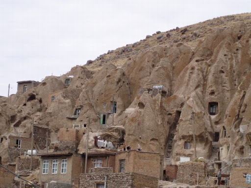 amazing village in afghanistan