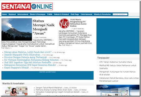 sentanaonline versi beta